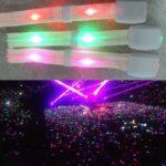 Lichteffekte für das perfekte Festivalfeeling