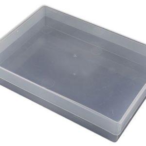 Aufbewahrungsbox Garderobenmarken Kunststoff M600