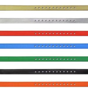 Identbänder Vinyl schmal L-Form